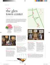 Profile of Glen Town Center shopping